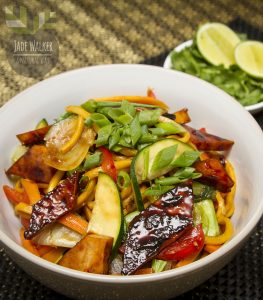 Jade Walker Recipes Hokkien Noodles